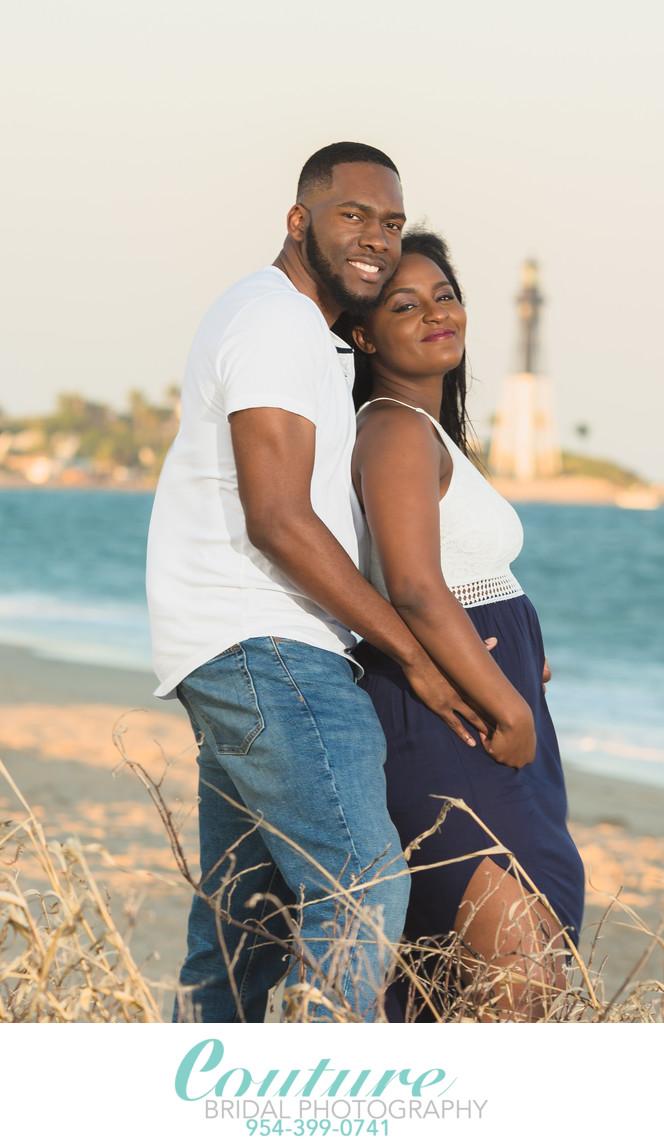ROMANTIC WEDDING PHOTOGRAPHY DEERFIELD BEACH