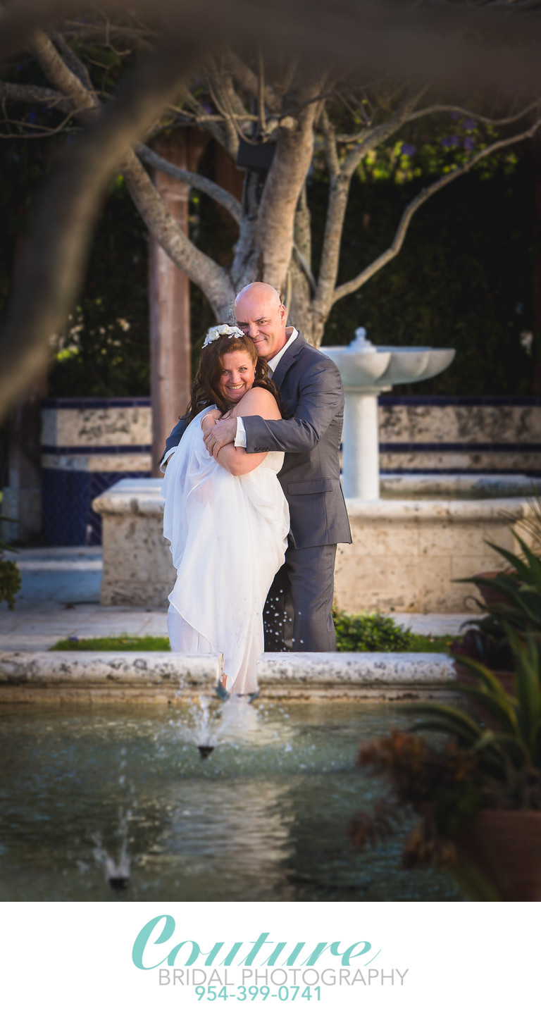 FT LAUDERDALE BRIDAL PHOTOGRAPHER IN TOWN OF PALM BEACH