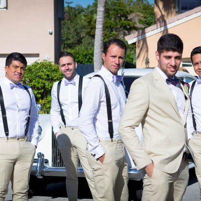 Highly Recommended Davie Wedding Photographers