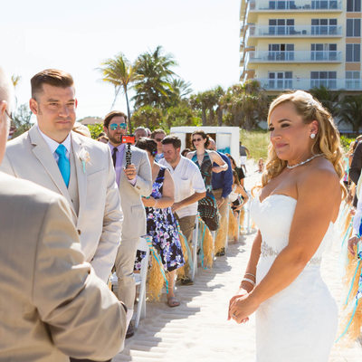 Tampa Club Wedding Photography