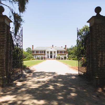 Boone Hall Plantation Mansion Photographer