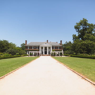 Boone Hall Plantation Bridal Photographer