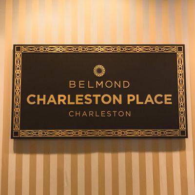 Belmond Charleston Place Bridal Photographer
