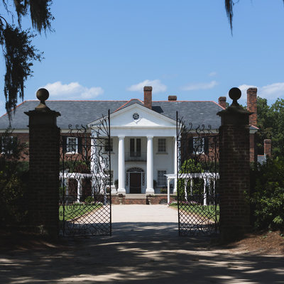 Top Photographer Boone Hall Plantation & Gardens