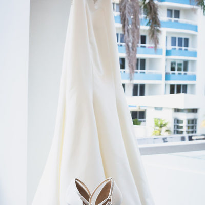 MIAMI WEDDING DRESS PHOTOGRAPHER