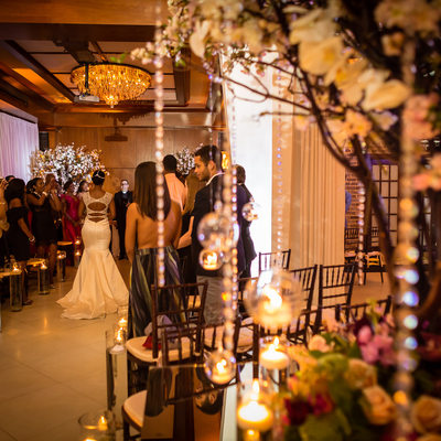 VISTA LAGO BALLROOM WEDDING PHOTOGRAPHER IN MIAMI