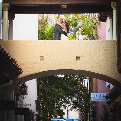 WORTH AVENUE PALM BEACH WEDDING PHOTOGRAPHER
