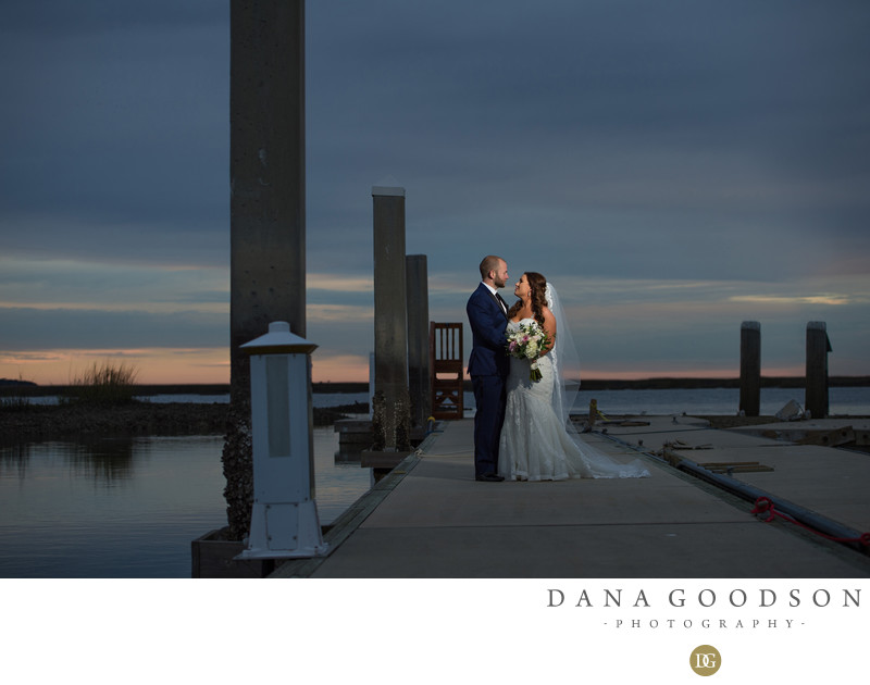 Oyster Bay Yacht Club Wedding in Amelia Island
