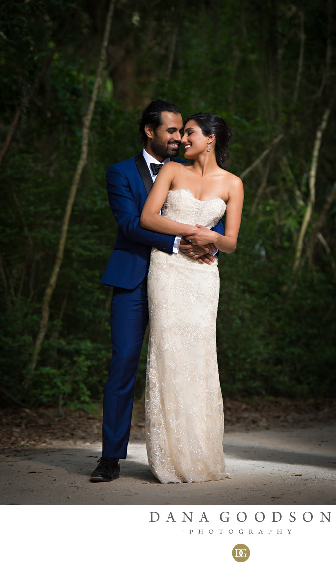 Indian Wedding at Walker's Landing in Amelia Island