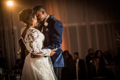 Jacksonville Public Library Wedding Photography