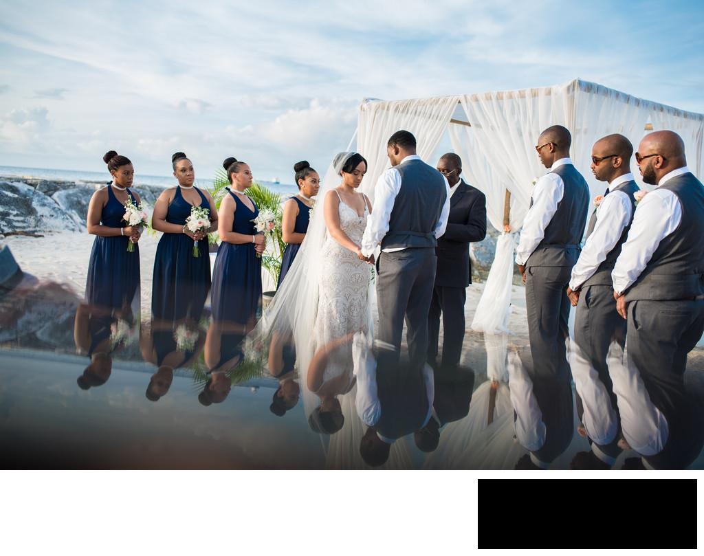 Best Jamaica Wedding Photographers