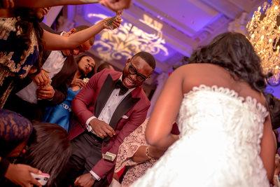 Nigerian weddings at Houston Corinthian