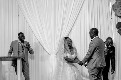 Top DFW Nigerian wedding photographer