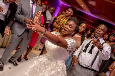 Dallas Nigerian Wedding Photo