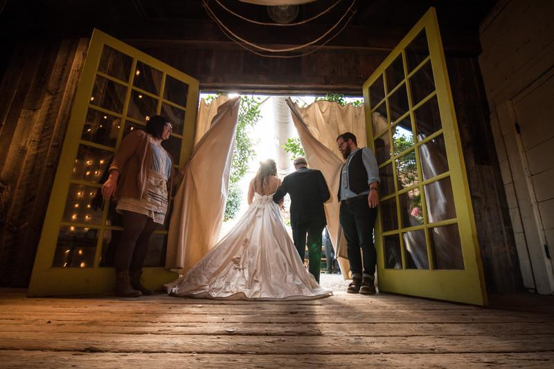 Terrain Wedding Ceremony pics