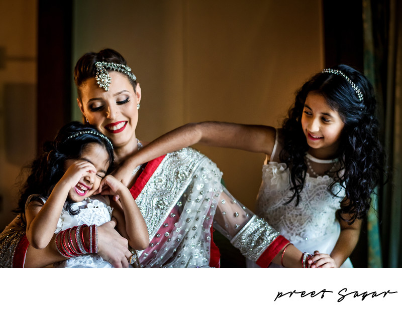 Palace Downtown Indian Canadian Wedding Photographers