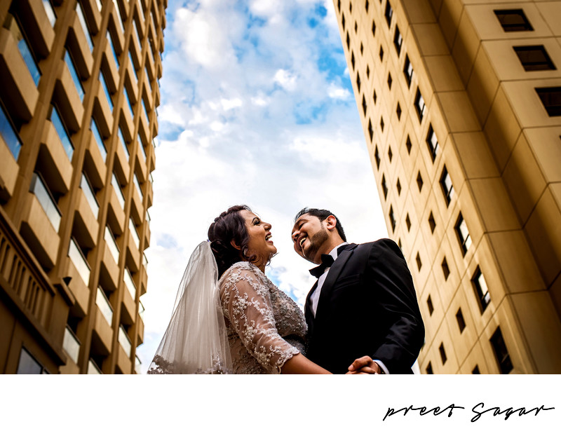 Best Wedding Venue in Dubai Jumeirah Beach Residence