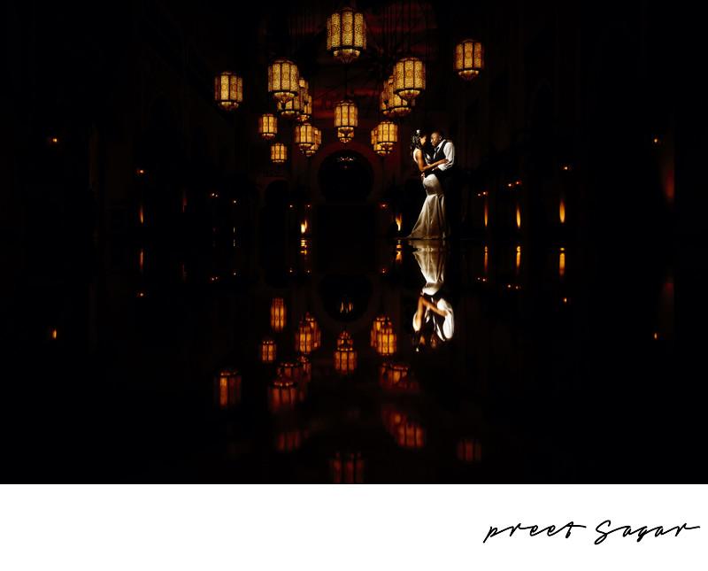 Wedding Photo at Mövenpick Hotel Ibn Battuta Gate Dubai