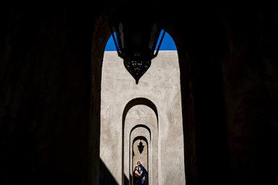 Bab Al Shams Wedding Photographer