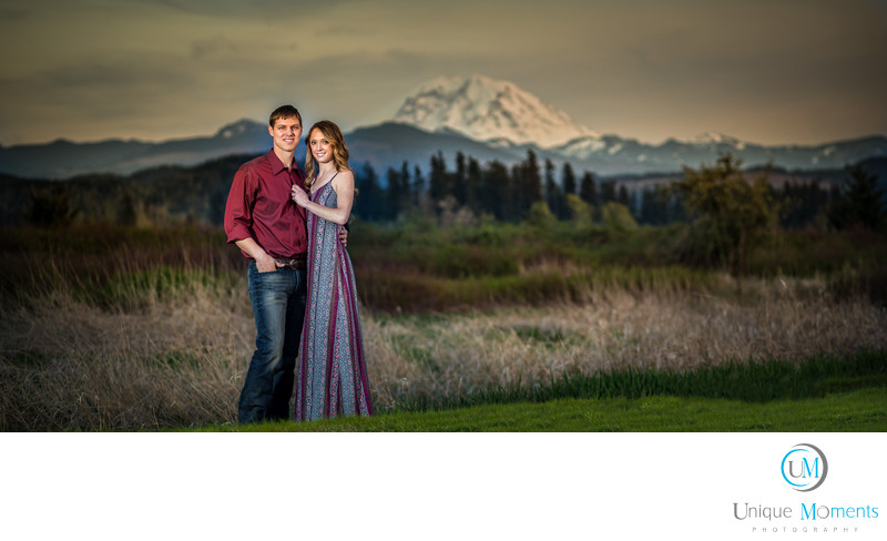 Enumclaw Washington Engagement Session