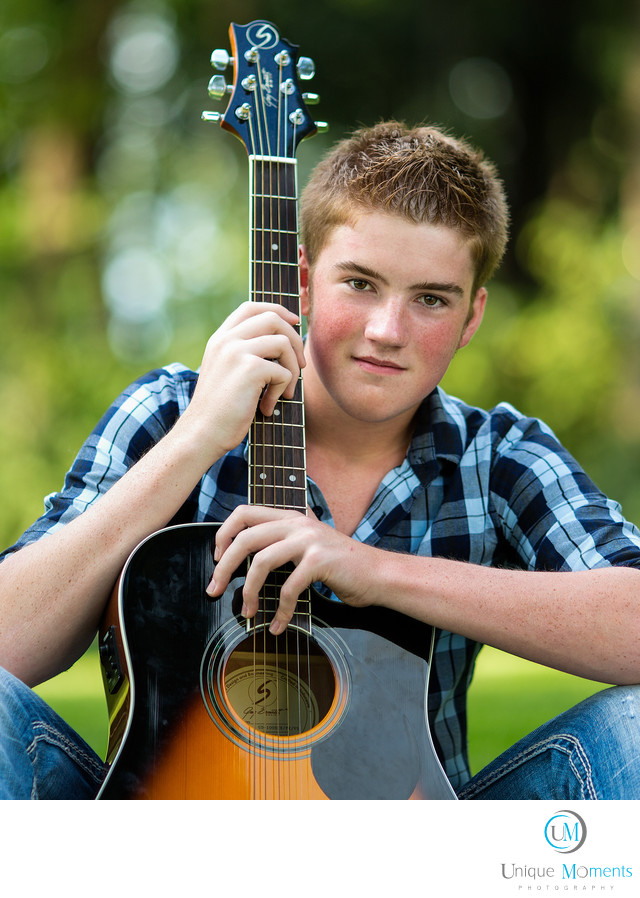 Outdoor Senior Picture Gig Harbor Photographer