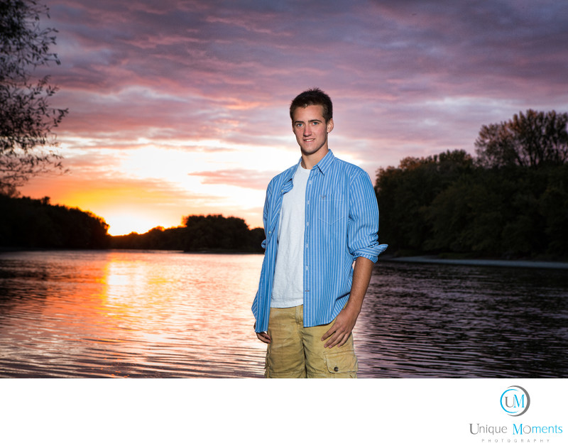 Best Outdoor Senior pictures University Place WA