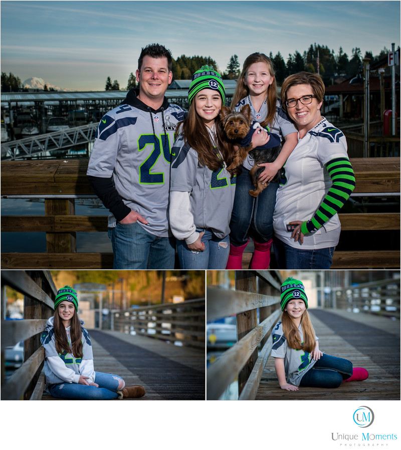 Gig Harbor Family Portrait Photographer