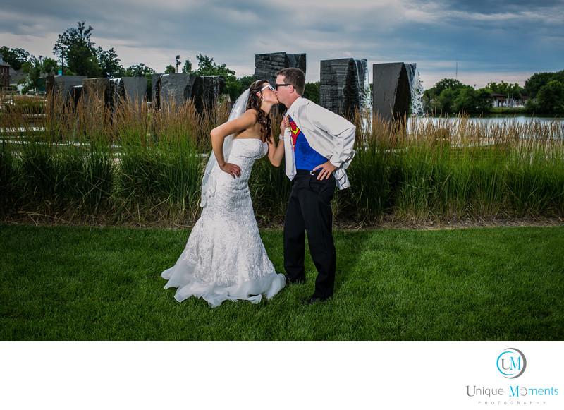 Destination Wedding Photographer Lake George MN