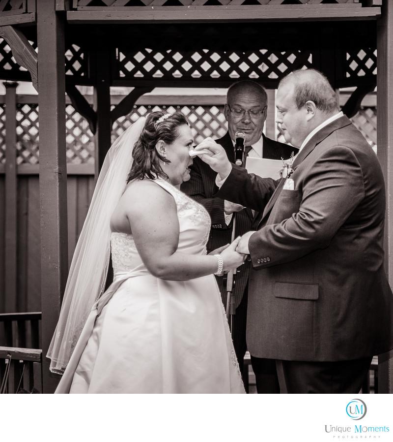 Tacoma Wedding Photographer Backyard Weddings