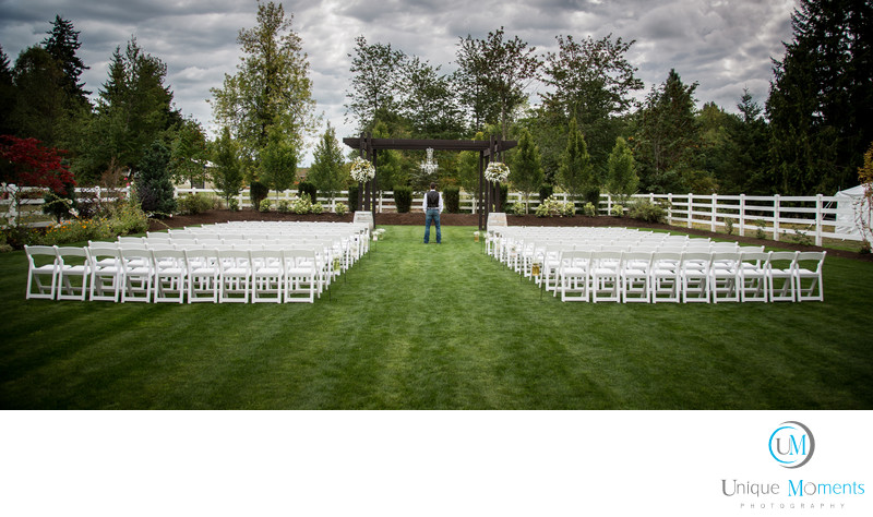 Filigree Farms Outdoor Wedding venue Buckley WA