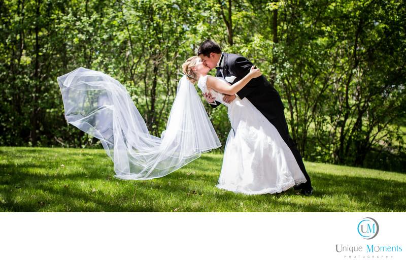 Tacoma Wedding Photographer Bridal Portrait Point Defiance