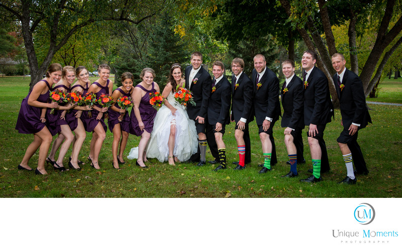 Fun Wedding Pictures Gig Harbor Wa