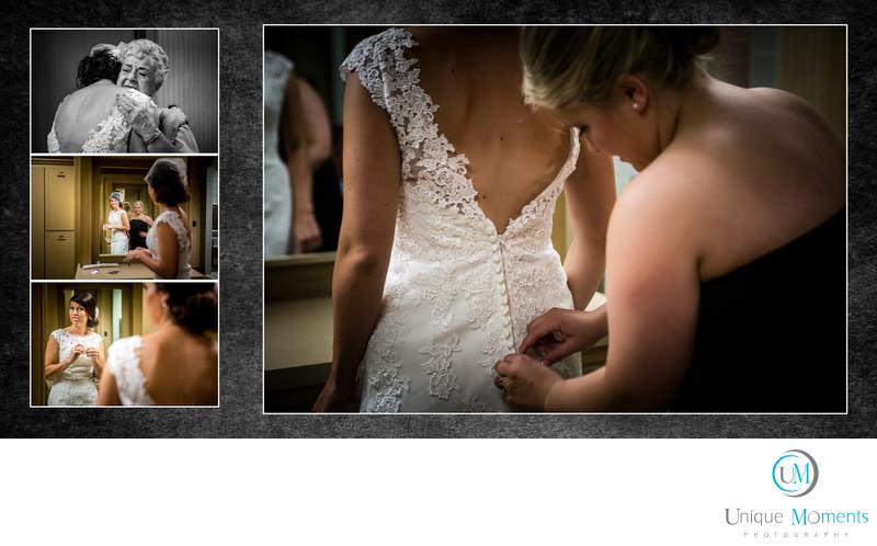Gig Harbor Wedding Photographer Album sample 1 JP
