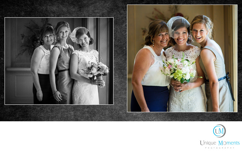 Federal Way Wedding Photographer, Album sample 4