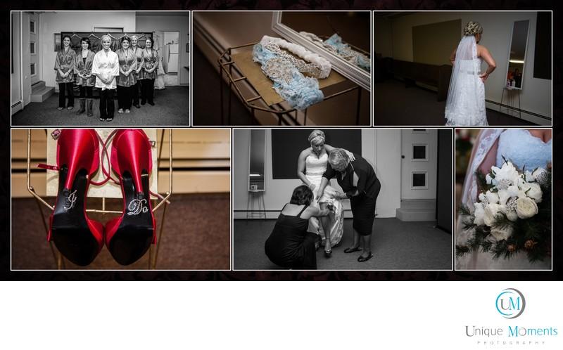 Destination Wedding Photographer Album sample 1