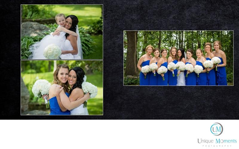 Tacoma Wedding Photographer album sample 6 Tina