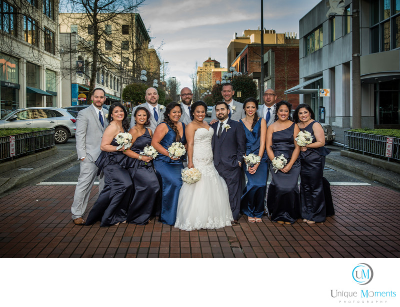 Tacoma Wedding Photographer Murano Hotel
