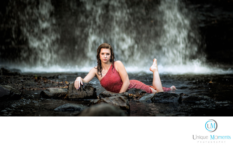High School Senior Female Glamour Photography Tacoma Seattle Washington