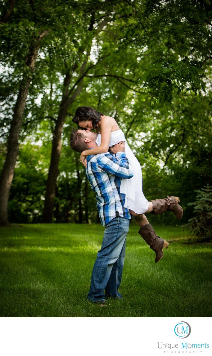 University Place Wedding Photographer