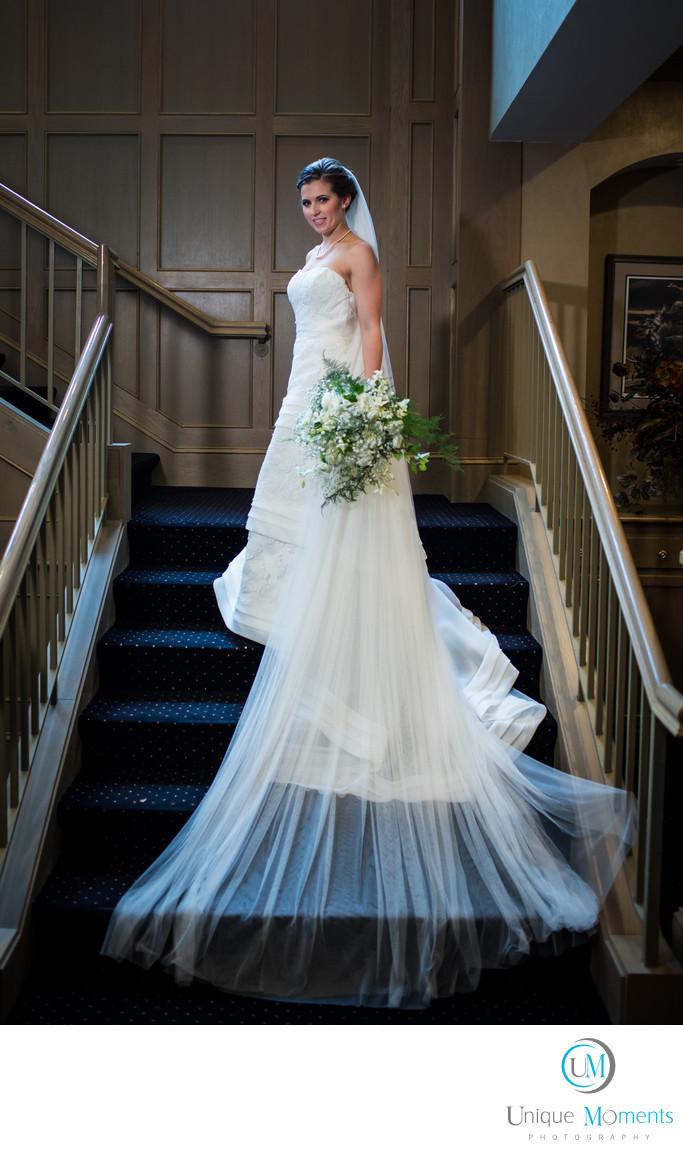 Gig Harbor Wedding Photographer Bridal Portrait