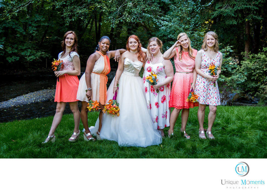 Bridal Party Seattle