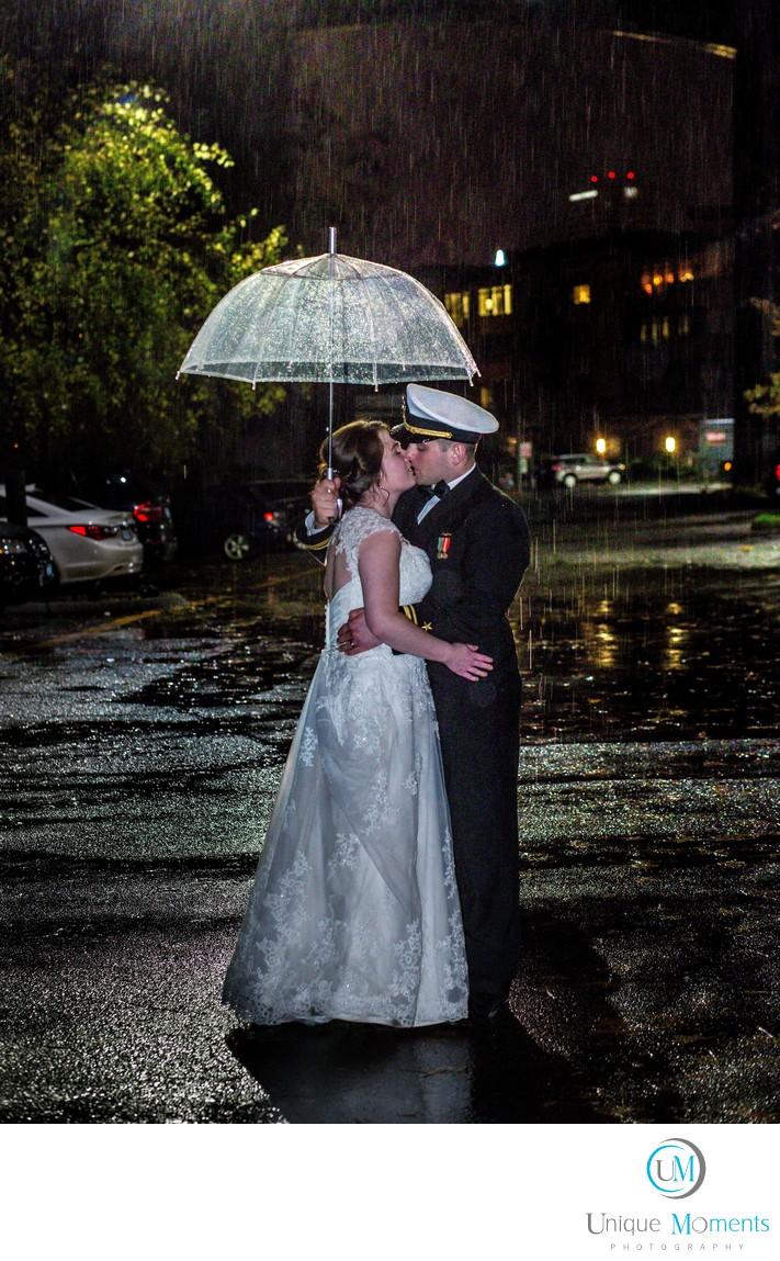 Seattle Wedding Photographer Lake Union Cafe