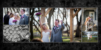 Wedding Photographer Gig Harbor Album sample 14