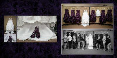 Gig Harbor Wedding Album Sample 1 Ashley and Jared