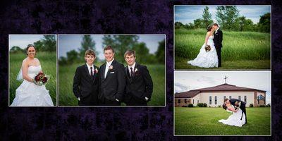 Gig Harbor wedding photographer Album sample 5 Ashley