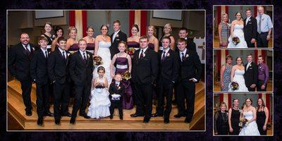 Gig Harbor Wedding Album sample 15 Ashley and Jared