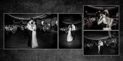 Tacoma wedding Photographer album sample 15 JP