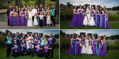 Destination Wedding Photographer St. Cloud Minnesota