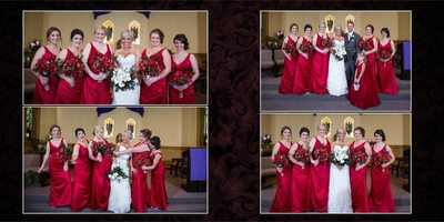 Lakewood Wedding Photographer, album sample 6, Mike