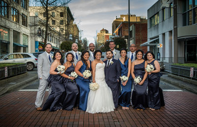 Tacoma Wedding Photographer Murano Hotel